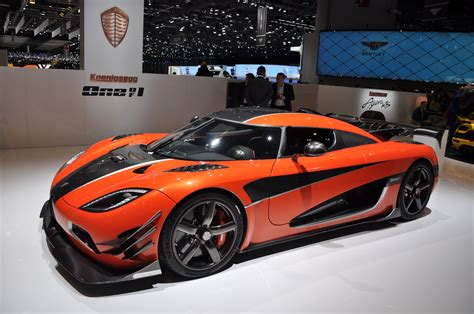 Koenigsegg Agera Rs Final Edition One Of 1 Genf By