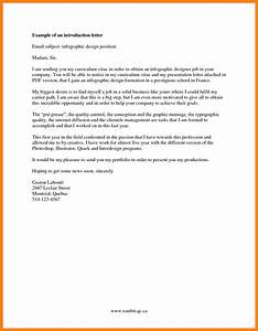9 introduction email for job introduction letter With self introduction email template