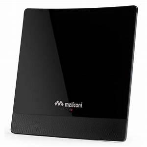 Antenne Intérieure Tnt Hd : meliconi at 52 881013 achat vente antenne sur ~ Dailycaller-alerts.com Idées de Décoration