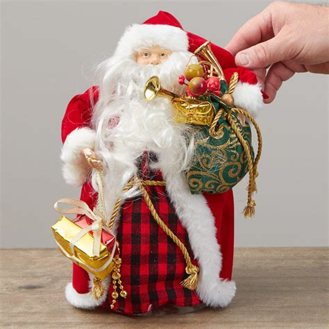 santa tree topper on sale holiday crafts