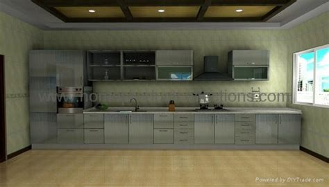 Stainless Steel Kitchen Cabinets Manufacturers by Stainless Steel Kitchen Cabinet M K010 Wei Ju China