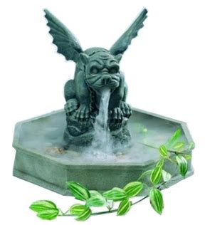 Gargoyle Mist Fountain Make Your Own Beautiful  HD Wallpapers, Images Over 1000+ [ralydesign.ml]