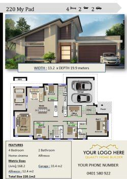 affordable architecture design  australian builders