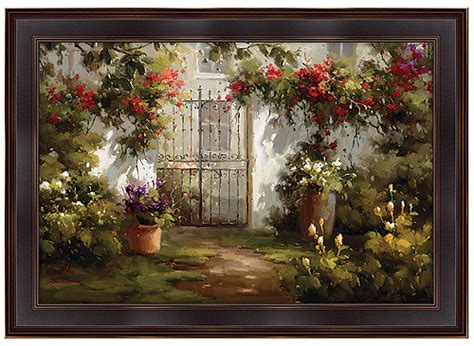 back patio canvas wall raymour flanigan