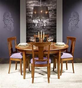 Table Ronde 140 Cm : table ronde ~ Teatrodelosmanantiales.com Idées de Décoration