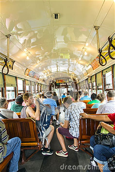 Passengers Fill The Seats Of One Editorial Stock Photo