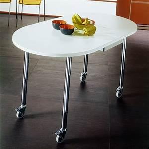 Tisch Rollen Klappbar : flash free verwandelbarer tisch bontempi casa klappbar und mit rollen aus metall und mit ~ Markanthonyermac.com Haus und Dekorationen
