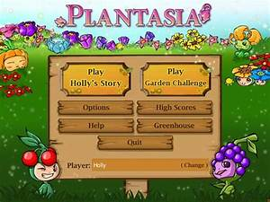 Plantasia - Fun Games
