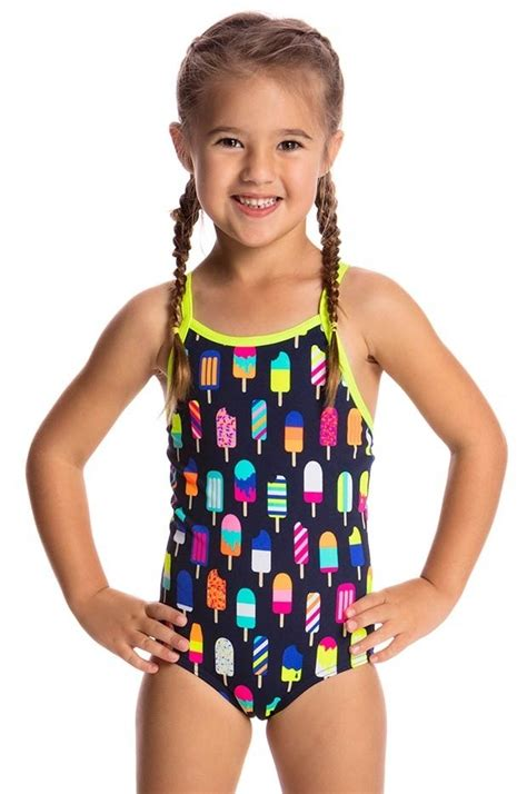 funkita toddler frosty fruits  piece swimsuit