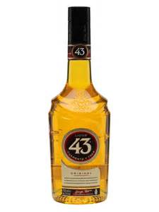 wine bottle engraving licor 43 cuarenta y tres liqueur the whisky exchange