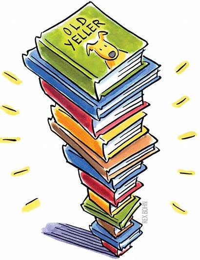 Clipart Library Books Stack Noble Cliparts Clip