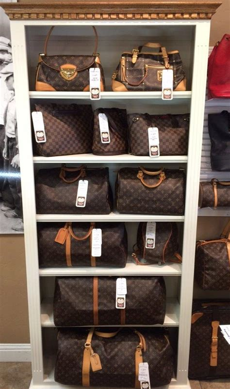 Luxury Closet Handbags by Designer Handbags Authentic Gently Loved Louis Vuitton