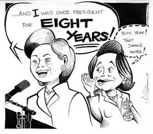 New Hillary Cartoons