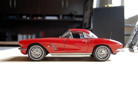 Review Autoart 1962 Chevrolet Corvette Diecastsocietycom