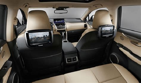 lexus nx interior      suv models