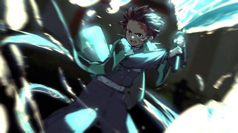 demon slayer angry tanjiro kamado hd anime wallpapers hd