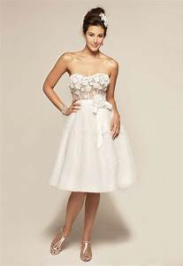 lovely short dresses for the bride39s comfort godfather style With short simple wedding dress