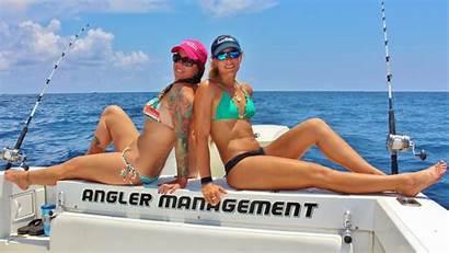 Darcizzle Fishing Offshore Florida Catching Kingfish Fish