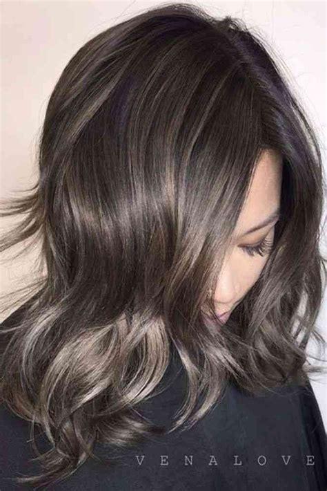 40 photos moderne of couleur de cheveux coupe cheveux 2018