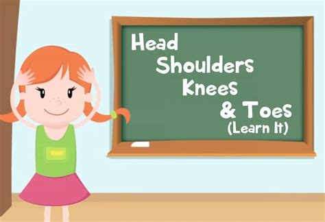 head shoulders knees toes learn  super simple songs