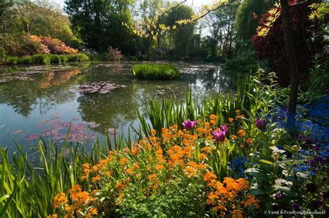 Jardins De Claude Monet Ouverture by Panoramio Photo Of Giverny Jardin De Claude Monet