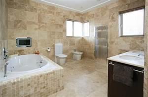 Carrelage Pierre Naturelle Salle De Bain. salle de bain travertin ...