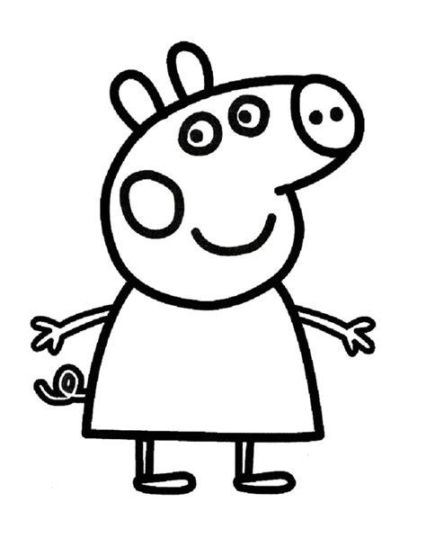 immagini da disegnare per bambini immagini da disegnare per bambini con disegno di peppa pig