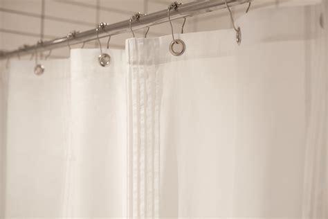 organic shower curtain organic cotton voile shower curtain