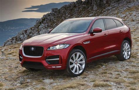 2018 Jaguar Fpace Rumor And Price  2018 Car Reviews