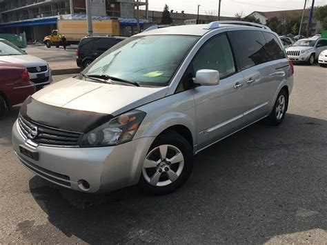 how to sell used cars 2007 nissan quest on board diagnostic system 2007 nissan quest se oshawa ontario car for sale 2875537