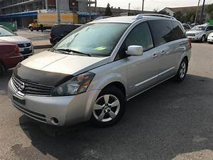 2007 Nissan Quest Se - Oshawa  Ontario Car For Sale
