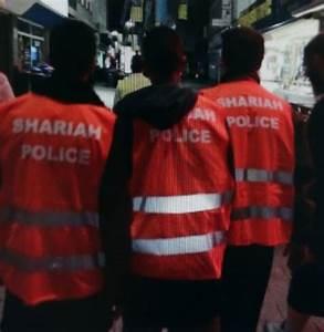 """""""Scharia-Polizei"""" in Wuppertal: Salafisten als """"Sharia ..."""