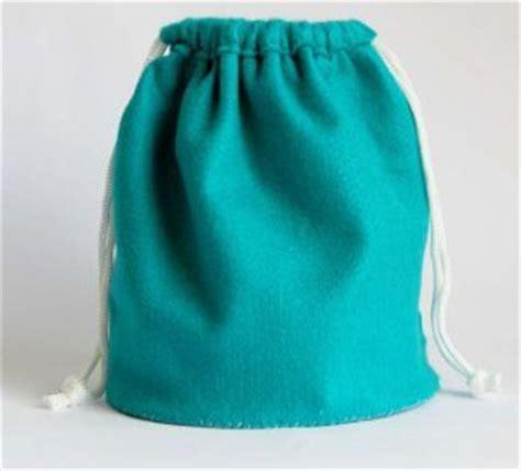 easy felt drawstring bag allfreesewingcom