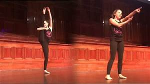 Maddie & Mackenzie Ziegler's Solos At Their Australia Tour ...