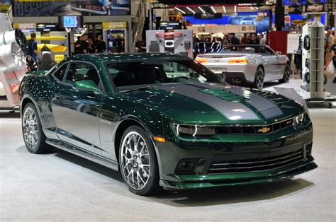 heres   green american muscle  st patricks