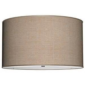 seascape ls drum l shade woven crosshatch2