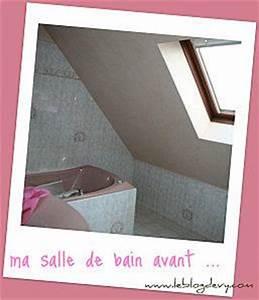Relooking Salle De Bain Avant Apres : relooking de ma salle de bain voir ~ Zukunftsfamilie.com Idées de Décoration