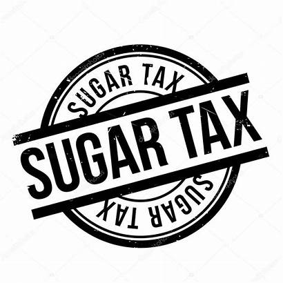 Sugar Tax Stamp Rubber Depositphotos