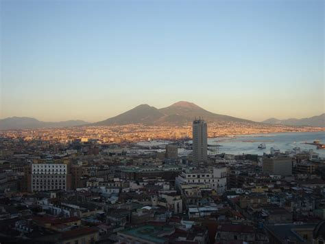 san francesco al monte panoramio photo of napoli view from san francesco al monte