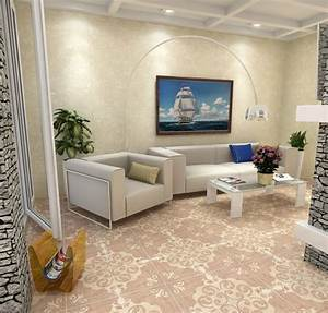Fliesen Wohnzimmer Modern : wohnzimmer fliesen 37 klassische und tolle ideen f r ~ Michelbontemps.com Haus und Dekorationen