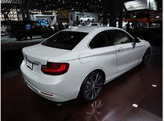 BMW 228i Track Handling Package NEW PHOTOS