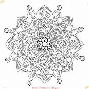 Schwierige Mandalas Zum Ausmalen Fr Erwachsene Idee 38