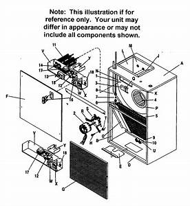 Icp Air Handler Parts