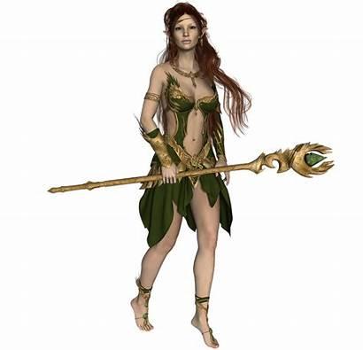 Elf Transparent Fantasy Purepng Pngimg