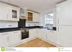 backsplash for small kitchen modern kitchen l shape kitchen in white royalty free stock