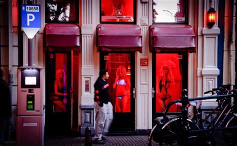 Light District by 7 Facts You Didn T About Amsterdam S Light
