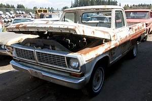 1970 Ford F100 Body Parts