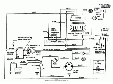Brigg And Stratton 11 Hp Wiring Diagram by 14 Hp Briggs And Stratton Wiring Diagram Wiring Forums