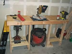 Tool Guy's Handy Blog: Garage Workbench