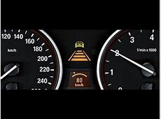 BMW Active Cruise Control with Stop&Go function YouTube